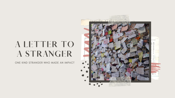 A Letter to aStranger
